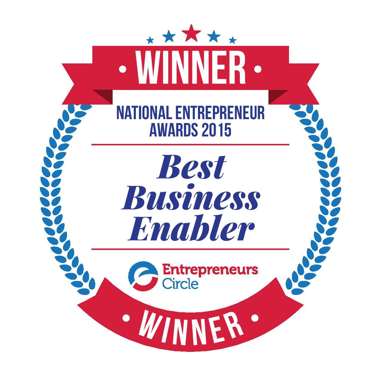 A baby, a thousand entrepreneurs and an Award